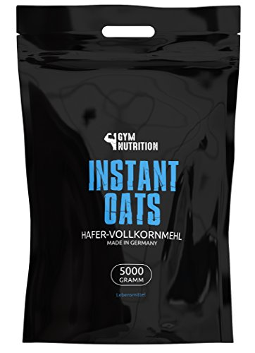 Gym Nutrition Instant Oats