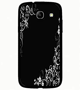 ColourCraft Lovely Pattern Design Back Case Cover for SAMSUNG GALAXY CORE I8262 / I8260
