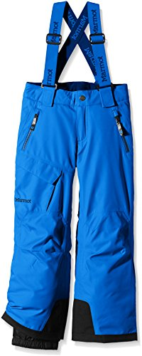 Marmot Jungen Hose Edge Insulated, Peak Blue, M, 70100-2639-4