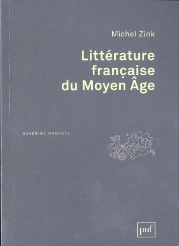Littrature franaise du Moyen Age