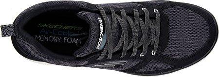 Skechers Flex Advantage 2.0, Scarpe Running Uomo Schwarz (Black/White)
