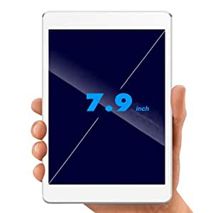 Ployer Momo Mini - 7.9 Inch IPS Screen Ultra thin Android 4.1 Tablet PC with Quad Core CPU, 16GB Memory Aluminum shell, dual camera