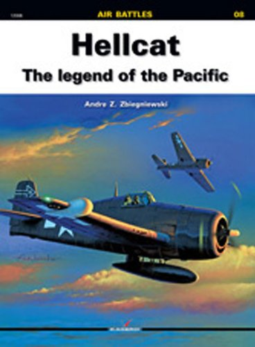 Hellcat: The Legend of the Pacific (Air Battles) por Andre Z. Zbigniewski