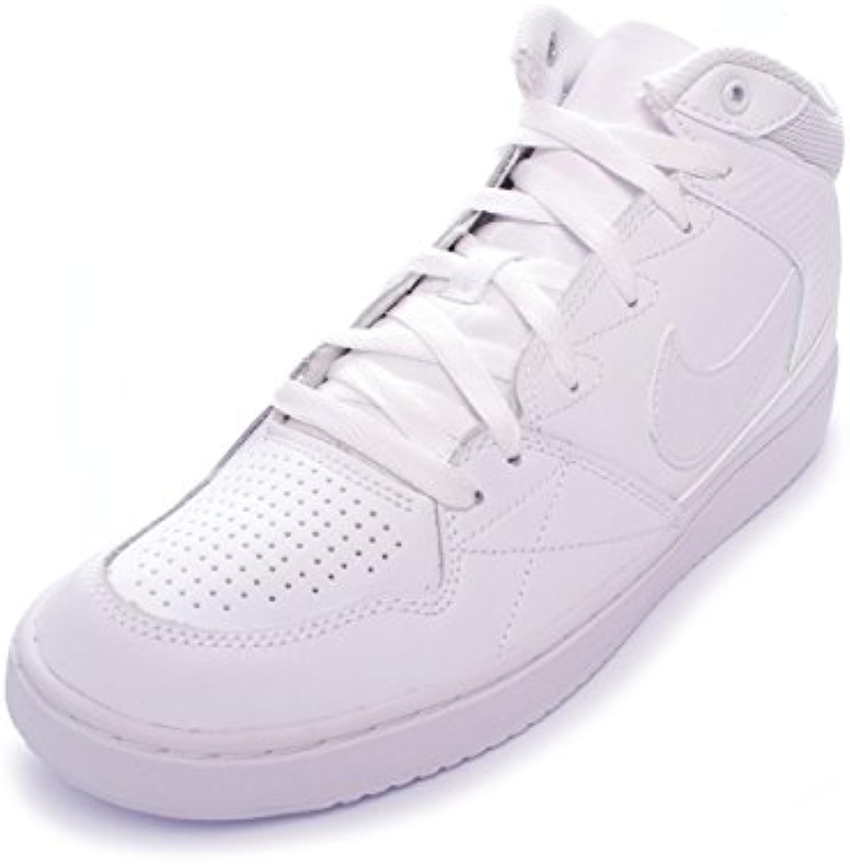 Nike - PRIORITY MID - Coleur: White White White - Taille: 46.0 888436