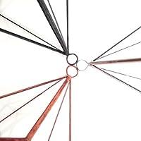Goccia Mega Size con supporto–Geometrico vetro terrario/Moderno