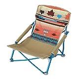RTTzdy Klappstühle Zwei Farben aluminiumlegierung Direktor klappstuhl Camping, Angeln, gartenstuhl mit 100kg Sessel & Stühle (Farbe : B)