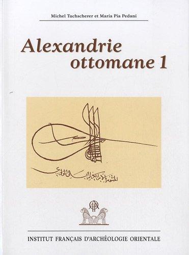 Alexandrie ottomane 1