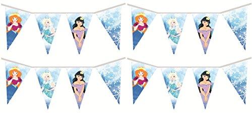 2 confezioni, qualità, motivo: Le principesse delle