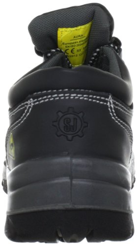 Safety Jogger Aura Unisex-Erwachsene Sicherheitsschuhe Noir (Blk)
