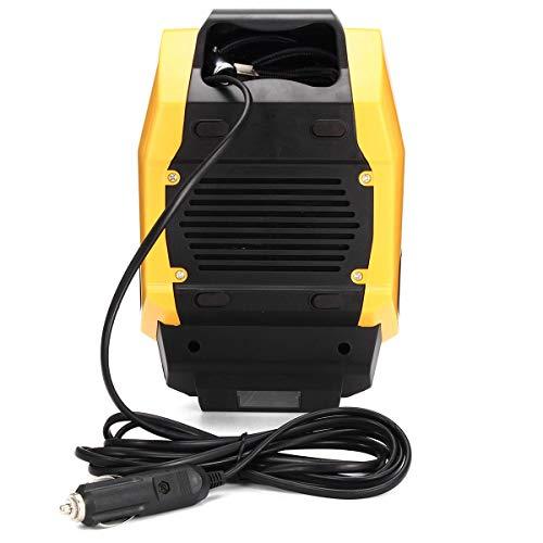 PIKA PIKA QIO 12V Tool Power Pumps Ausrüstung Elektrische tragbare Luftkompressor Rad Reifenfüller Pumpe Solarbrunnen (Größe : 22)