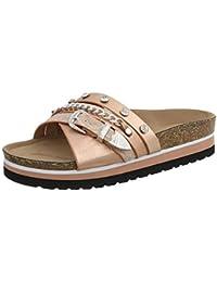 4bc91bc12f49 Suchergebnis auf Amazon.de für  Gold - Damen   Schuhe  Schuhe ...