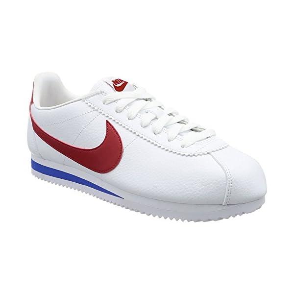 Nike Classic Cortez Leather, Zapatillas de Estar por casa Hombre