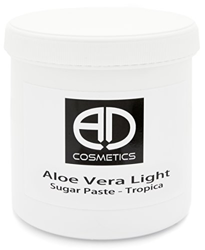 Zuckerpaste Sugaring Haarentfernungspaste Aloe Vera Light Tropica 1000g