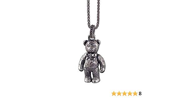 Sac à main ou Boot Teddy Bear Charm argent sterling .925 Pour Bracelet Petit Pendentif
