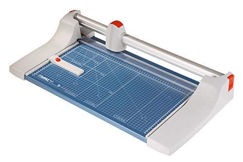 Dahle 442 Roll- und Schnitt-Schneidemaschine (Papierschneidemaschine mit einer Schnittlänge von 510 mm, bis zu DIN A3)