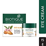 Bio Almond Soothing and Nourishing Eye Cream