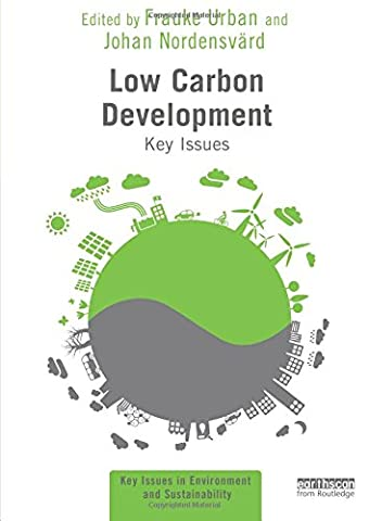 Low Carbon Development: Key Issues (Key Issues in Environment and Sustainability)