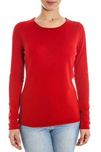 lagnamelagna-la16-t-shirt-manica-lunga-100-cachemire-l-40063-rosso-ferrari