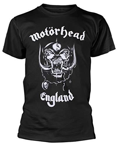 Motorhead 'England' T-Shirt (Medium)