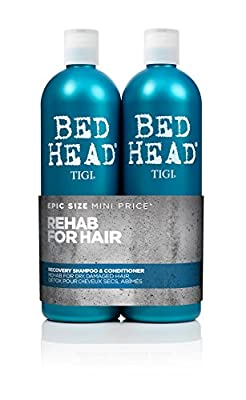 BED HEAD by TIGI Urban Antidotes Recovery Tween Duo Moisture Shampoo and Conditioner 2x750 ml produced by TIGI Haircare - quick delivery from UK.