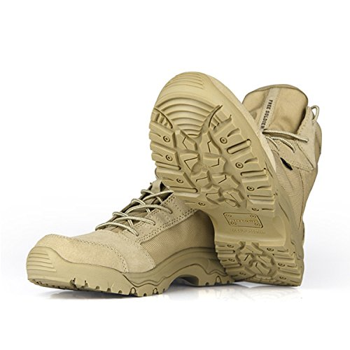 Free Soldier Outdoor Herren atmungsaktive leichte Camping Wandern Sportschuhe schnelle trockene Wasser Schuhe (Casual-walking-soft-leder-schuhe)