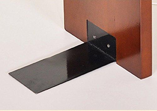Estantería de libros de madera 200 * 14 * 134mm blanco ( Color : #1 )