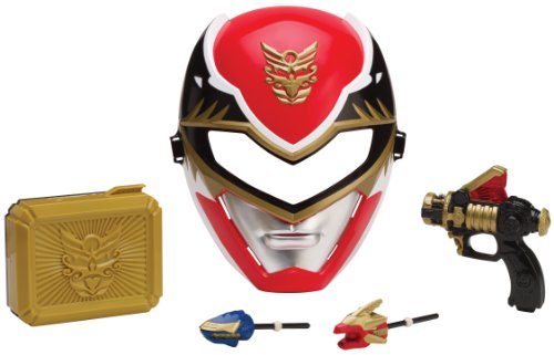 Power Rangers - Megaforce - Roter Ranger Training Set [UK Import] (Power Super Megaforce Rangers Kostüm)