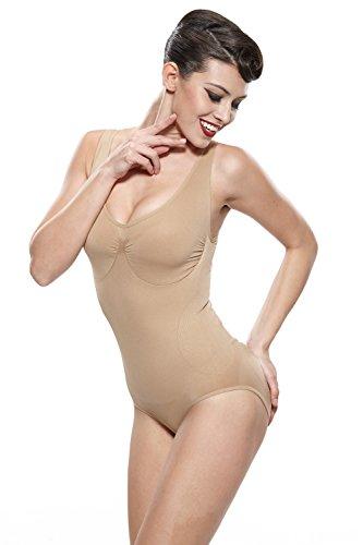 Franato Womens Shapewear Waist Shaper Leotard Tummy Slimmer Bodysuits