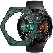 SIKAI Bumper Cover for Huawei Watch GT 2e Smart Watch Anti-Scratch Shockproof Protective TPU Case Skin for Hua