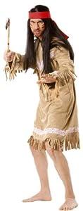 Hilka Cesar B849-004 Sqaw - Disfraz de indio para hombre, talla 52-54