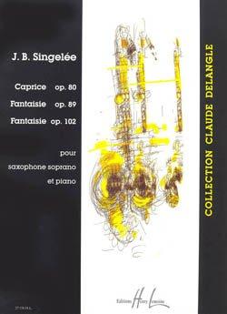 Caprice Op.80/Fantaisies Op.89 et 102