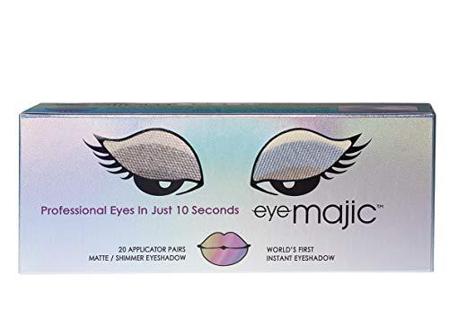 Eye Majic - Instant-Lidschatten - leichtes, professionelles Make-up in 10 Sekunden - 4 verschiedene...