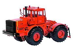 Schuco 450771600 - Traktor Belarus 701, Masstab 1:32, Auto Und Verkehrsmodell, Rot