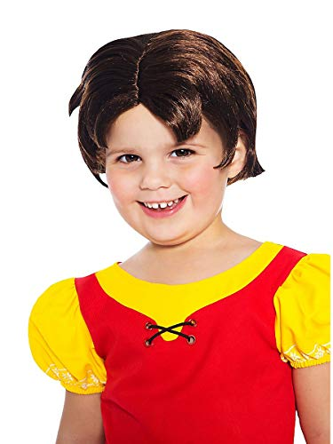 Kinder Kostüm Heidi - Maskworld Heidi Kinderperücke - original lizenziert - Kostümzubehör