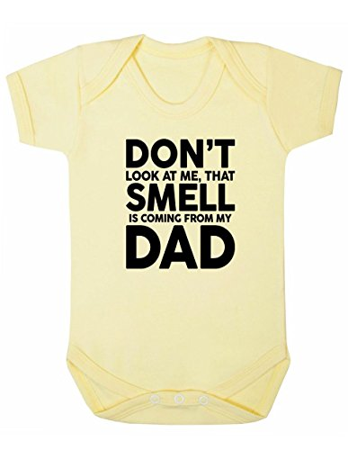 dont-look-at-me-that-smell-is-coming-from-my-dad-baby-boy-girl-unisex-short-sleeve-bodysuit-lemon-0-