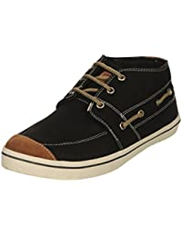 Duke Men Canvas/Rubber Canvas Shoes - B074HZHNXQ