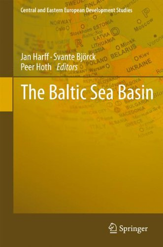 The Baltic Sea Basin (Central and Eastern European Development Studies (CEEDES))