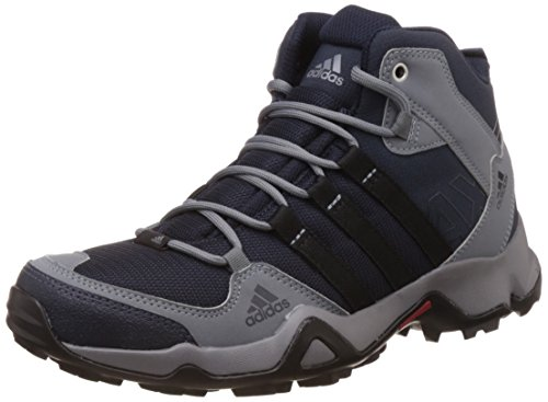 Adidas Men's Ax2 Mid Conavy, Ntnavy, Visgre And Blac Trekking And Hiking Footwear Shoes