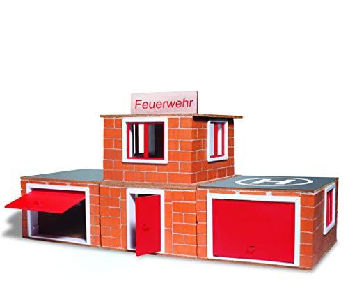 Teifoc Steinbaukästen - TEI 4800 - Feuerwehr