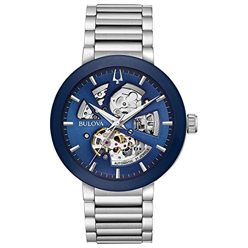 Automatic Stainless Steel Watch 96A204 ()
