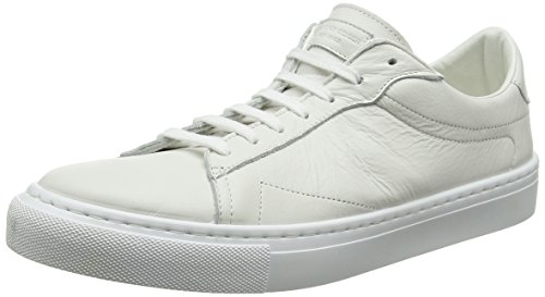KG by Kurt Geiger Donell NP, Sneakers Basses Homme Blanc (Blanc)