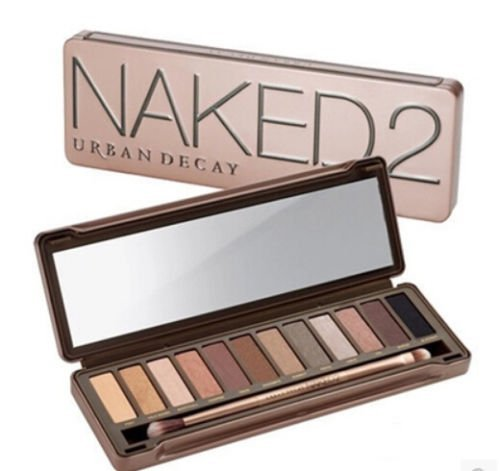 urban-decay-naked-2-eye-shadow-palette-new-unused-gorgeous-neutral-shades