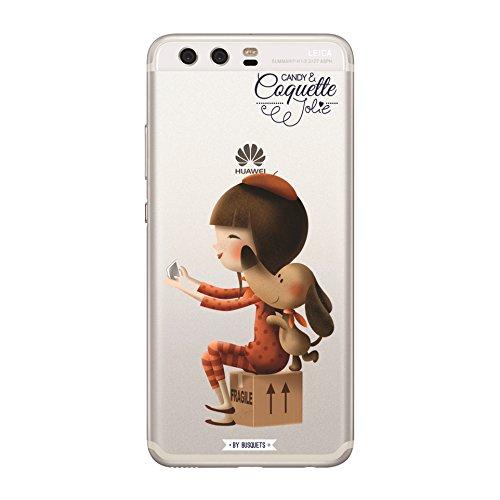 Coquette CQFM023 - Funda TPU para Huawei P10