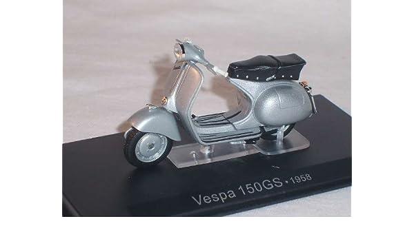 IXO 1:24 Moped SR 2 beige