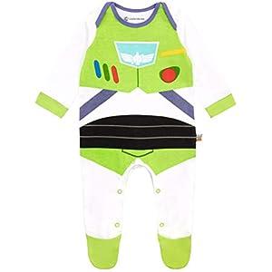 Disney Pijama Entera para Niños Bebés Toy Story Buzz Lightyear 11