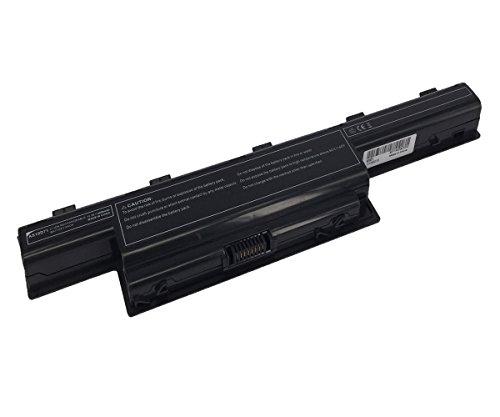 00mAh AS10D31 AS10D71 AS10D61 AS10D51 AS10D41 Akku für Acer Aspire 4551G / 4771G / 5741G Gateway NV53A / NV49C / NV59C Pack Bell EasyNote LM86 / TM86 / TM87 ()