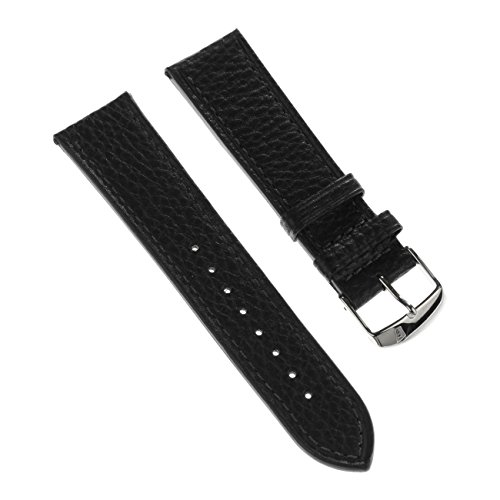 Festina Uhrenarmband Elegant Armband-Material Leder schwarz für Festina F16784, F16783 Uhren