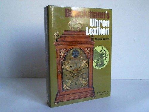 Bruckmann's Uhren - Lexikon