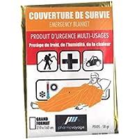 Pharmavoyage Rettungsdecke Emergency Blanket preisvergleich bei billige-tabletten.eu