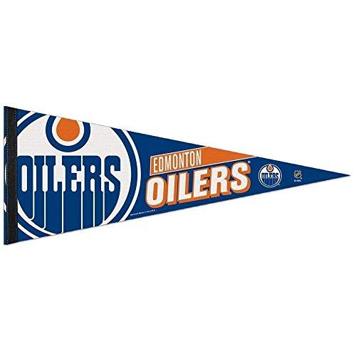 WinCraft Edmonton Oilers Premium Eishockey NHL Wimpel